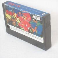 MSX NINJA KUN Cartridge Import Japan Video Game MR-001 msx cart 1902