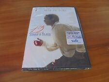 12 Years a Slave (DVD, Widescreen 2014) Chjwetel Ejiofor, Brad Pitt NEW