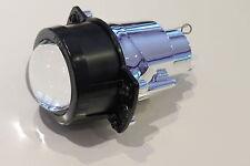Proiettore Faro Abbaglianti Kitcar Custom Griglia Moto Trike Street Fighter