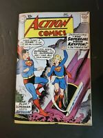 Action Comics # 252 Silver Age Classic  Replica Edition ☆☆☆☆ Supergirl