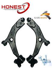Para Ford Focus MK2 2004-2012 frontal inferior brazos de Suspensión Wishbone 21mm balljoint