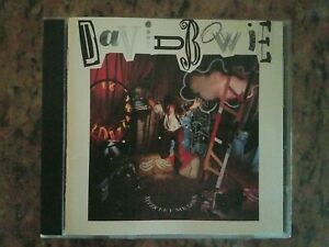 David Bowie - Never Let Me Down CD (EMI, 1987) MADE IN JAPAN