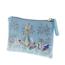 Beatrix Potter Peter Rabbit Bolso - estilo vintage Peter Rabbit azul monedero