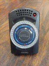 Seiko Sq50 Metronome works great
