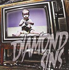 Diamond Sins - Death Punk Baby [New CD]