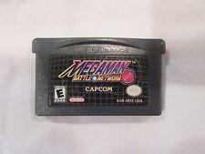 Megaman Battle Network Game Boy Advance - Cart Only