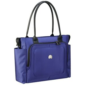 Delsey Cruise Lite Softside  Ladies Tote - Blue 40215535002