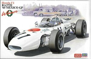 Hasegawa Honda F1 RA272E 1965 Mexico Gp Gagnant Course Voiture 1/24 20375 St