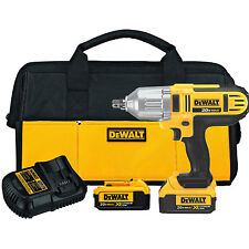 """DEWALT dcf889m2 20V MAX 1/2"""" Impact Wrench Kit with Detent Pin"""