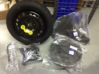 Genuine Volvo XC60 Space Saver Spare Wheel Full Conversion With Jack And Brace