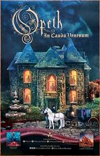 OPETH In Cauda Venenum 2019 Ltd Ed New RARE Tour Poster +FREE Metal Rock Poster!