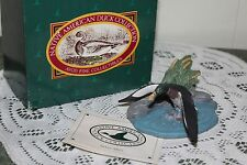 AVON 1989  NATIVE AMERICAN  DUCK  COLLECTION.....MALLARD.....FIGURINE