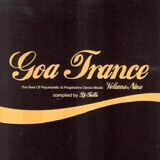 Goa trance Nine 9 = Krunch/Tulk/phaxe/Solano/fuoco SmartShake... = 2cd = groovesdeluxe!