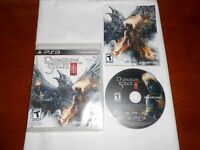 Dungeon Siege III (Sony PlayStation 3, 2011) Complete + Tested CIB!