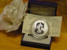 1,50 Euro Säerin 2004 Silber PP sehr seltene Münze
