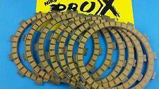 PRO-X CLUTCH PLATES FRICTION KAWASAKI KX250 KX 250 1992-2007 SET 16.S43023