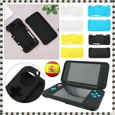 "Funda de silicona para ""NEW"" Nintendo 2DS XL carcasa protectora case cover Nueva"