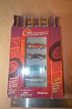 1999 Snap On Deep Torx Socket Set Johnny Lightning Car Set #1514