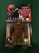 Kenner 1993 Batman The Animated Series ClayFace Action Figure NMOC