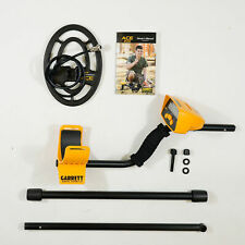 """Garrett Ace 200 Metal Detector with 6.5"""" x 9"""" Proformance Waterproof Search Coil"""