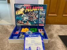 Escape From Atlantis Game By Waddingtons COMPLETE