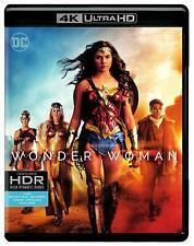 Wonder Woman (4K Ultra Hd Blu-ray, 2017) New