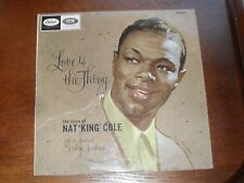 Nat King Cole - Love Is The Thing - LCT 6129 (Vinyl LP) VG+/EX