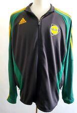 Adidas Climacool Sz L Full Zip SweaterJacket Los Angeles Galaxy Black Green