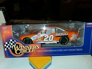 1999 1:24 Winners Circle Tony Stewart #20 The Home Depot Die Cast Car