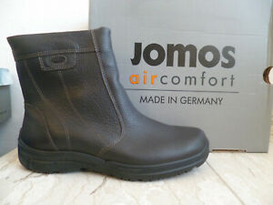 Jomos Ankle Boots Winter Boots Braun Leather 416502