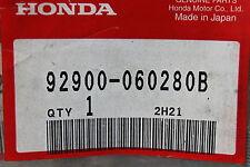 HONDA (HB5) NOS OEM 92900-060280B BOLT, STUD