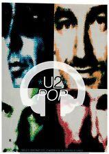 ☆☆ ADVERT U2 POP ALBUM CD MC RARE MAGAZINE A4 Poster ☆☆