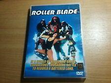 ROLLER BLADE DVD : Rare & Out of Print, Suzanne Solari, 80s RAD Movie Skateboard