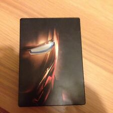 IRON MAN 1 *RARE STEEL-BOOK* *DISC IS MINT CONDITION*  GAME FOR XBOX 360
