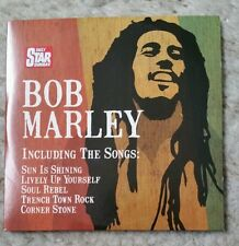 Bob Marley - UK CD - originally free with the Daily Star newspaper