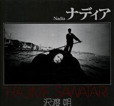Nadia - 1977 Japanese Hajime Sawatari Photo Book