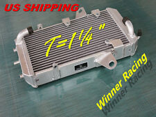 """T=1¼"""" Aluminum alloy radiator ATV CAN-AM/CANAM DS450 2008-2012 2009 2010 2011"""