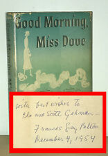 Frances Gray Patton - Good Morning, Miss Dove - SIGNED 1st 1st - Basis for Film