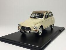 WhiteBox 1:24 Citroen Dyane 6 - 1978 Diecast car model