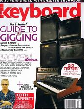 2006 Behringer UMX49, Yamaha CP300, Moog Little Phatty Keyboard Magazine Reviews