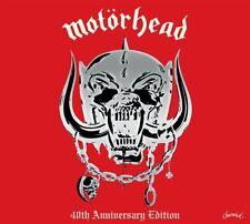 MOTÖRHEAD - MOTÖRHEAD 40TH ANNIVERSARY (+BONUSTRACKS)   CD NEU