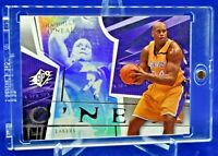 SHAQUILLE O'NEAL SPX HOLO REFRACTOR LOS ANGELES LAKERS SP RARE BEAUTY