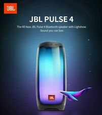 JBL Pulse 4 BLUETOOTH Speaker Portable IPX7 Waterproof Deep Bass Stereo Sound