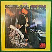 Roberta Flack First Take 1969 Original Vinyl LP Album Atlantic Pressing SD 8230
