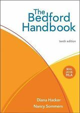 The Bedford Handbook by Diana Hacker and Nancy Sommers (2016, Paperback)