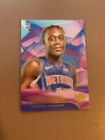 Sekou Doumbouya 2019-20 Panini Court Kings ROOKIES I Rookie Card (no.80)