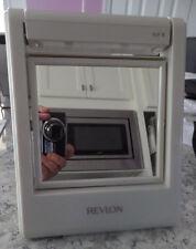 Revlon Portable Make Up Mirror 110 AC and 9VDC