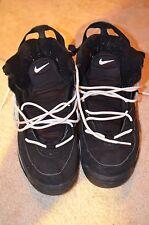 OG Vintage 1995 Nike Air Bowl Trainer Rod Woodson Black/White Size 10