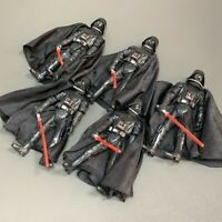 5x 3.75'' Star Wars Darth Vader Revenge Of The Sith Action Figure Toy Gift 2005
