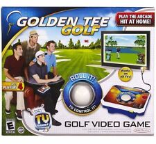 Golden Tee Golf TV Games (TV game systems, 2011)